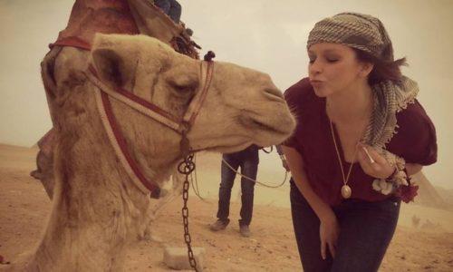 female in cairo