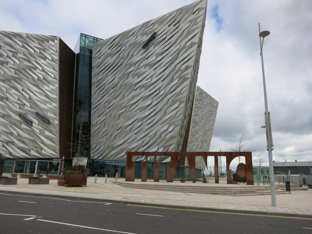 Trip to Belfast