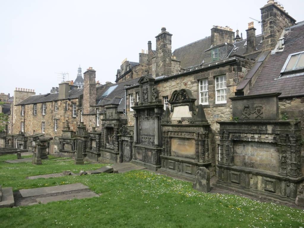 Greyfriar's Graveyard