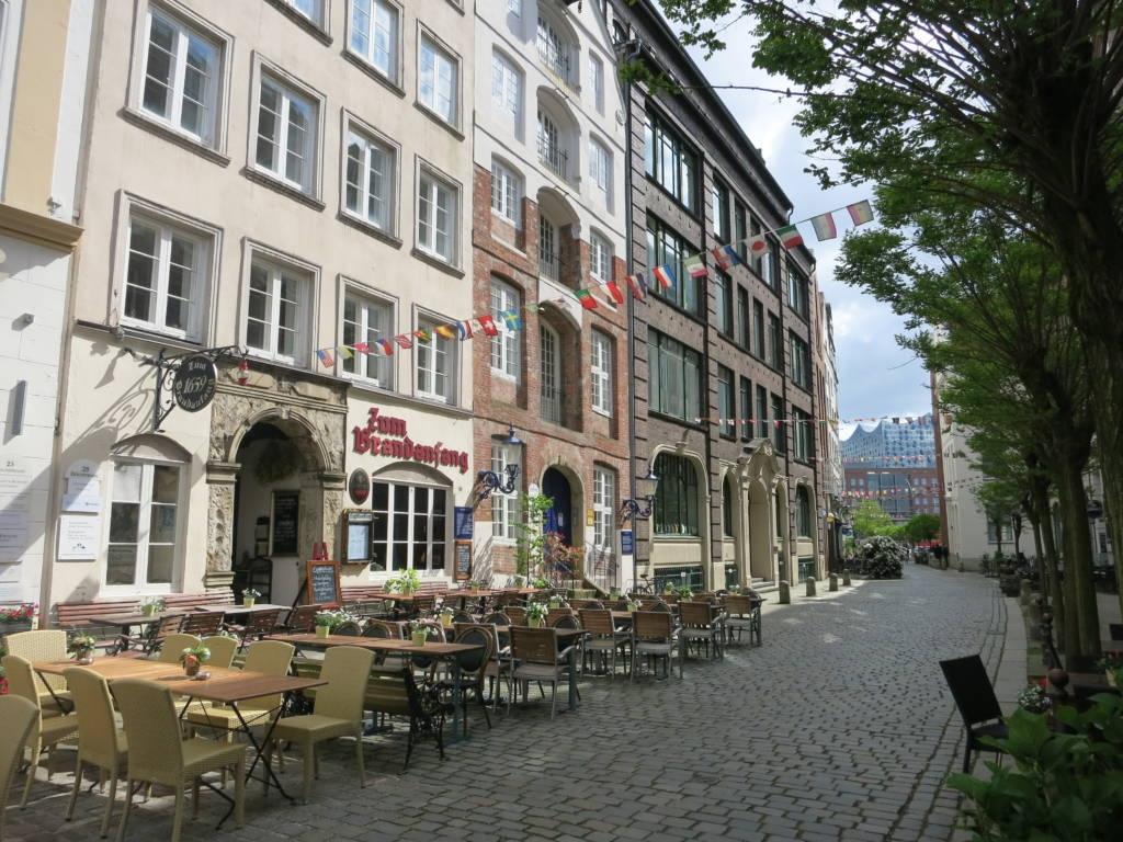 old town hamburg