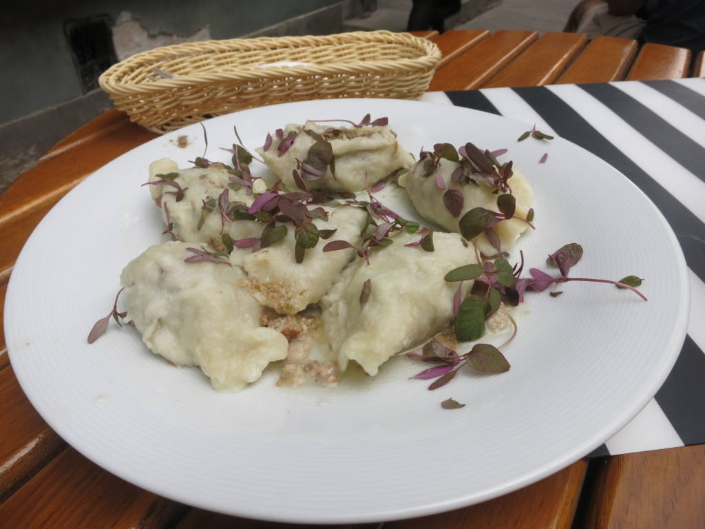 pierogis in poland