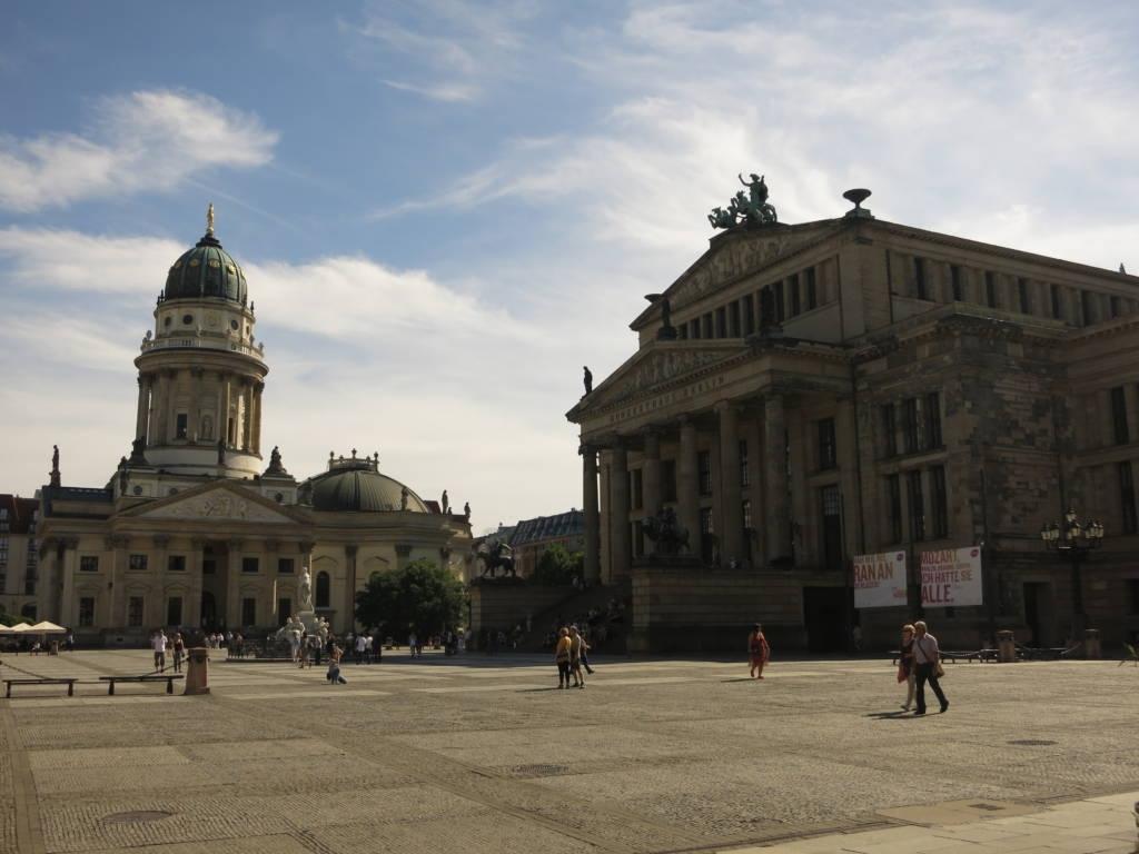 Konzert Haus Berlin
