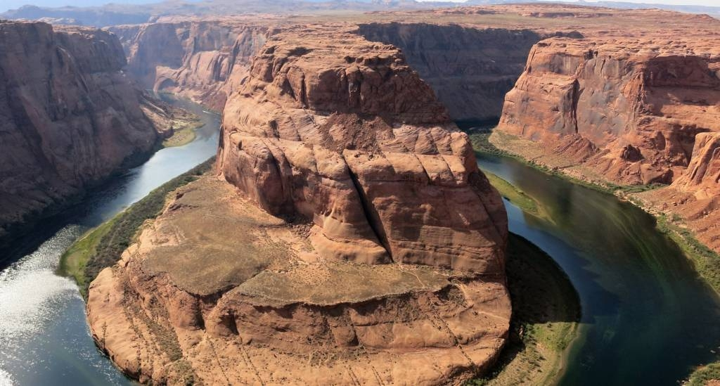horseshoe bend and antelope canyon