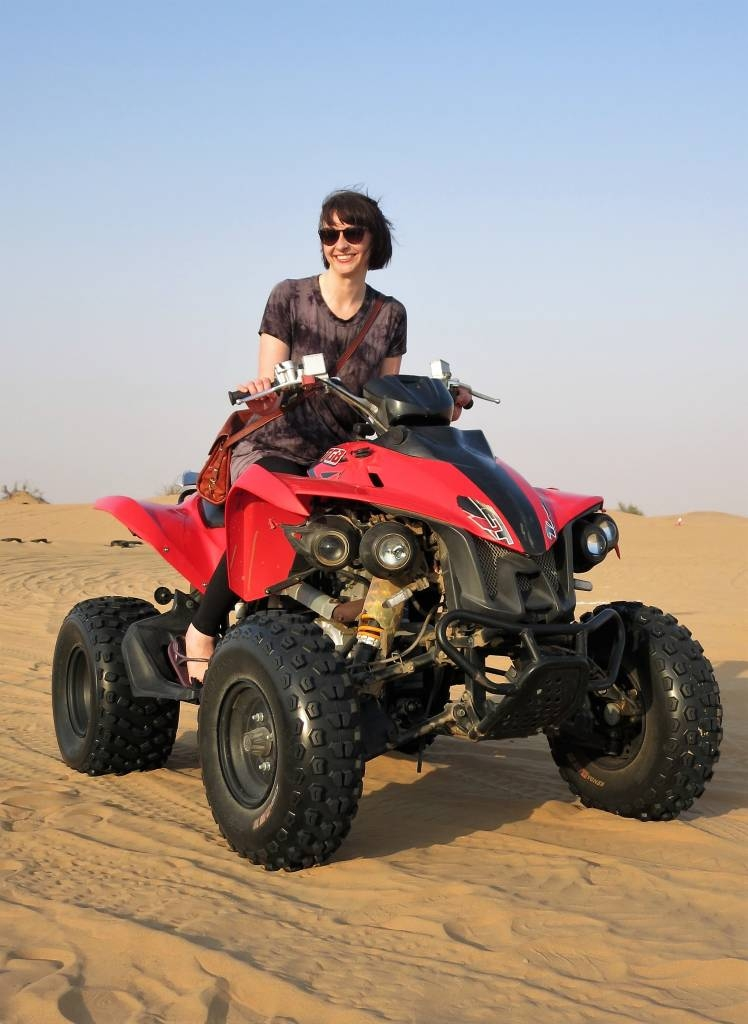 atv desert safari