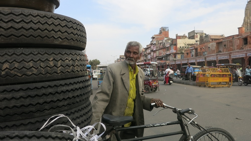 bicycles in india