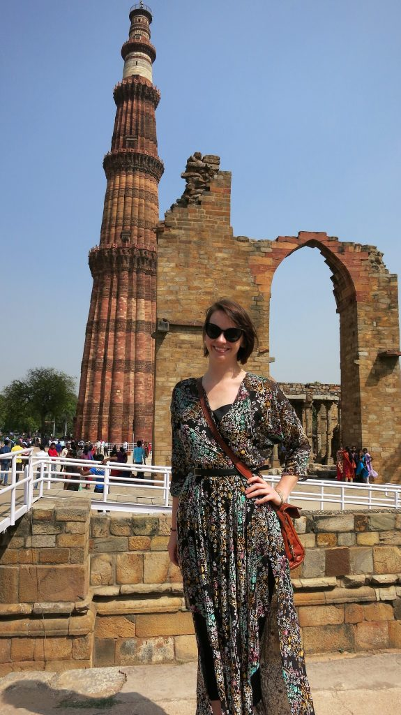 qutub minar tower