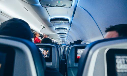 underseat luggage
