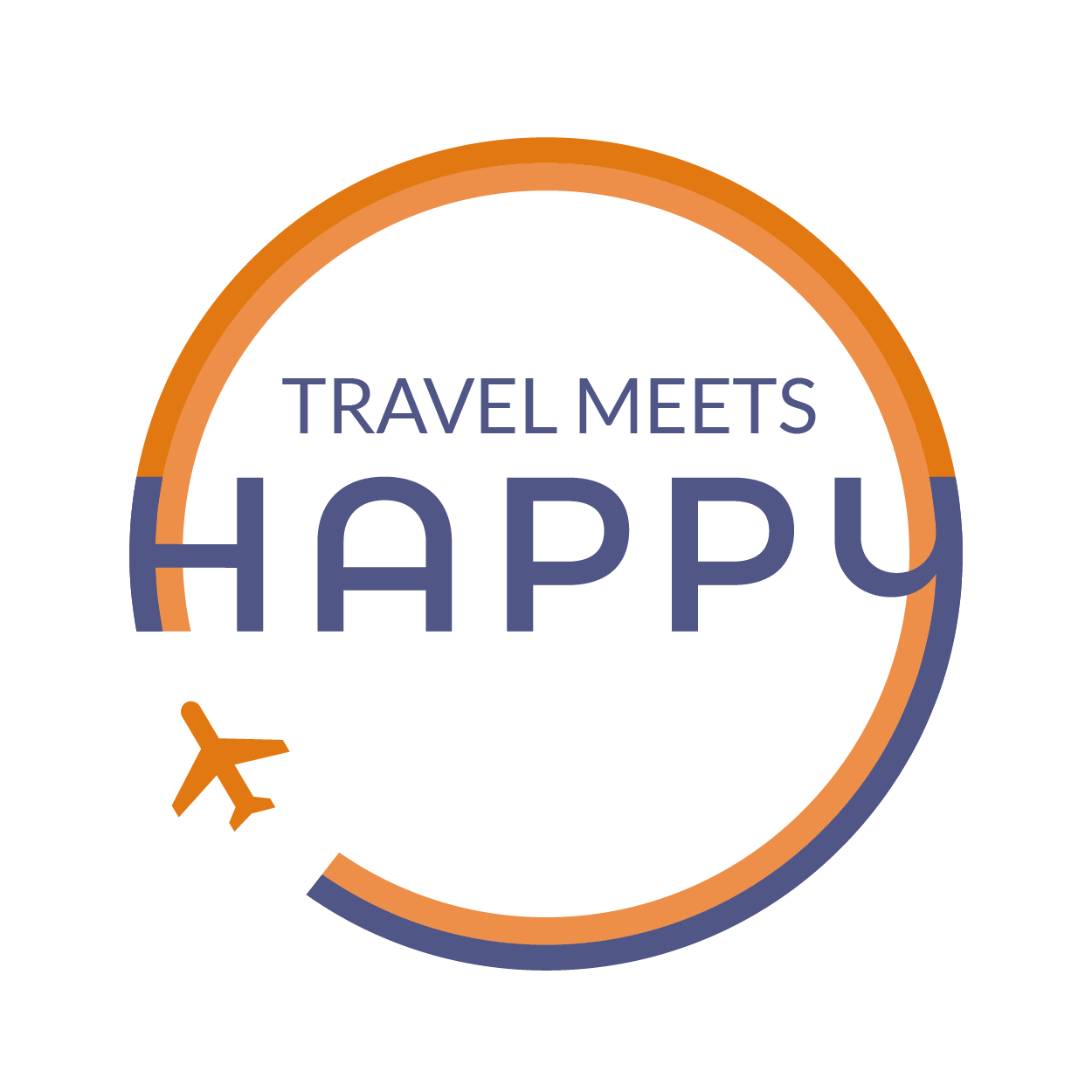 Travel Meets Happy